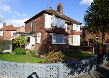 Thumbnail 2 bed semi-detached house for sale in Moorland Road, Stockport