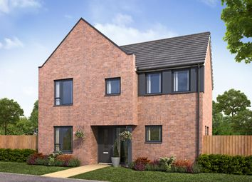"Thumbnail 3 bedroom detached house for sale in ""Fairbourne"" at Dunnock Lane, Cottam, Preston"