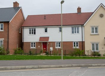 Thumbnail 2 bed maisonette for sale in Hyde Park, Lords Way, Andover