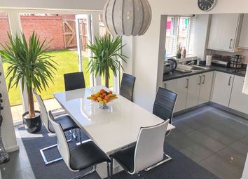 Thumbnail 3 bed semi-detached house for sale in Rowan Road, Glenfield, Leicester