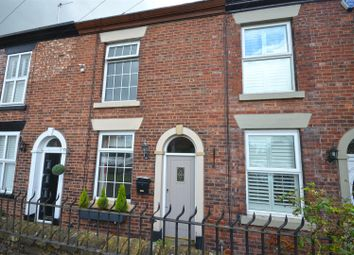 Thumbnail 2 bed terraced house for sale in Railway Cottages, Bredbury, Stockport