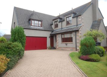 Thumbnail 4 bed detached house to rent in Coldstone Avenue, Kingswells, Aberdeen