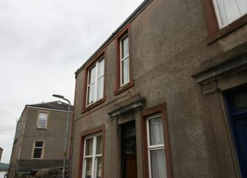 Thumbnail 2 bedroom flat for sale in Ritchie Street, Millport, Isle Of Cumbrae