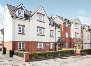 Thumbnail 2 bed flat for sale in Wilmslow Court, Sagars Road, Wilmslow, Cheshire