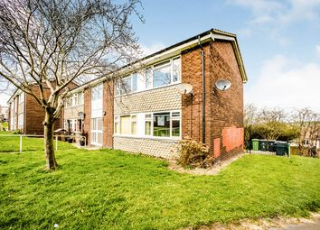 Thumbnail 1 bed flat for sale in Fernside Close, Almondbury, Huddersfield, West Yorkshire