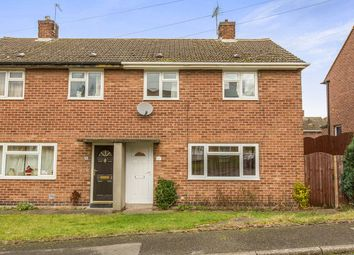Thumbnail 3 bedroom semi-detached house for sale in New Street, Grassmoor, Chesterfield
