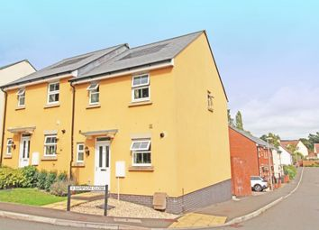 3 bed semi-detached house for sale in Sampson Close, Sidmouth EX10