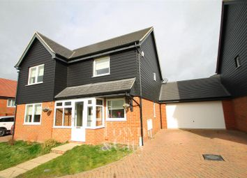 Thumbnail 4 bed detached house for sale in Westwood, Gravesend