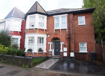 Thumbnail 1 bed flat to rent in Haslemere Road, Winchmore Hill N21, Winchmore Hill,