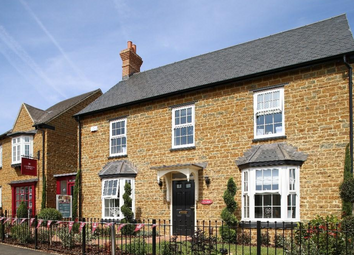 Thumbnail 4 bed detached house for sale in The Winchester, Off Dukes Meadow Drive, Banbury Oxfordshire