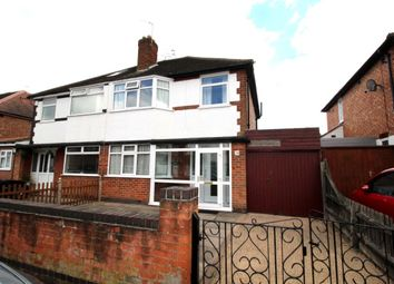 Thumbnail 3 bed semi-detached house for sale in Roehampton Drive, Wigston