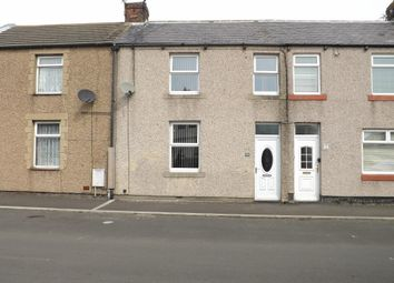 Thumbnail 3 bed terraced house for sale in Acklington Street, Amble, Morpeth, Northumberland