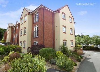 Thumbnail 2 bed flat for sale in Millstone Court, Stone, Staffordshire