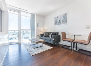 Thumbnail Studio to rent in Maine Tower, 9 Harbour Way, Canary Wharf, London