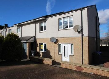 Thumbnail 2 bed flat for sale in Woodneuk Road, Gartcosh, Glasgow, North Lanarkshire