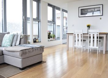 Thumbnail 1 bed flat to rent in Caroline Street, Limehouse, London
