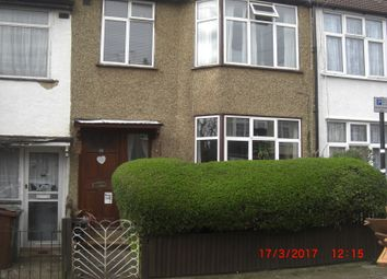 Thumbnail 3 bed terraced house for sale in Lorne Road, Wealdstone