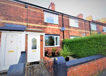 Thumbnail 2 bed terraced house for sale in Park Road, Brymbo, Wrexham