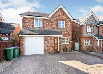 Thumbnail 4 bed detached house for sale in London Road, Ashington, Pulborough