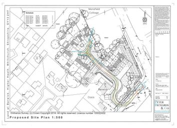 Thumbnail Land for sale in Heathwood Road, Higher Heath, Whitchurch