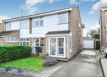 4 Bedrooms Semi-detached house for sale in Hensley Close, Hitchin SG4