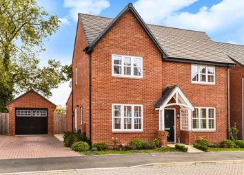 Thumbnail 4 bed detached house for sale in Poppy Close, Ambrosden