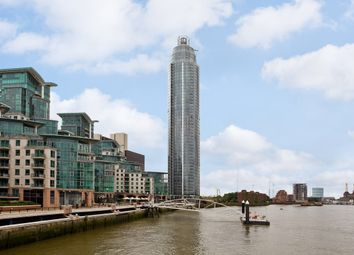 Thumbnail 2 bed flat for sale in The Tower, One St George Wharf, Nine Elms