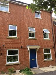 Thumbnail 4 bed end terrace house for sale in Lavinia Walk, Swindon