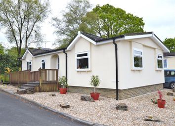 Thumbnail 2 bed mobile/park home for sale in The Beeches, Sampford Courtenay, Okehampton