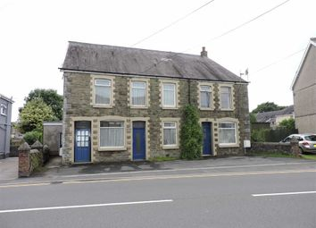 Thumbnail 4 bed semi-detached house for sale in Ammanford Road, Llandybie, Ammanford