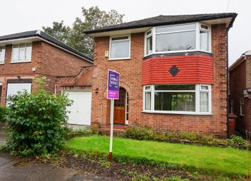 Thumbnail 3 bed detached house for sale in Marlborough Drive, Heaton Chapel