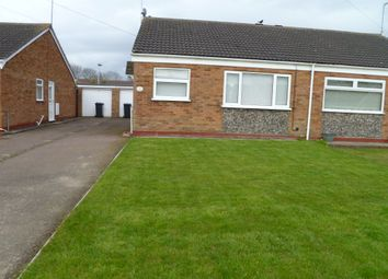 Thumbnail 2 bed semi-detached bungalow to rent in Hopton Gardens, Hopton, Great Yarmouth