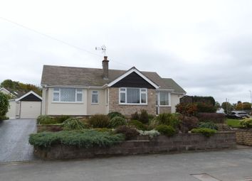 Thumbnail 3 bed detached bungalow for sale in Back Lane, Congleton