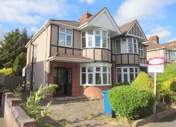 Thumbnail 3 bed semi-detached house to rent in Long Elms, Harrow Weald, Middlesex