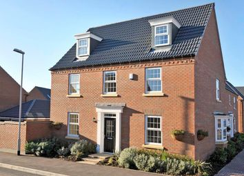 "Thumbnail 5 bed detached house for sale in ""Maddoc"" at Green Lane, Barnard Castle"