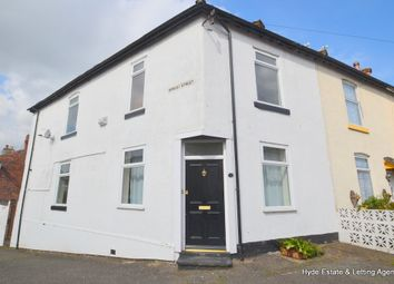 Thumbnail 3 bed terraced house to rent in Bedford Street, Prestwich, Manchester