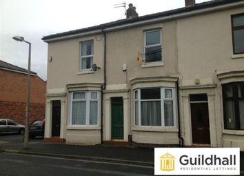 Thumbnail 2 bedroom terraced house to rent in Park View, Penwortham Residential Park, Penwortham, Preston