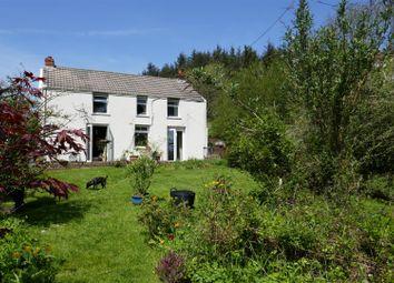 Thumbnail 3 bed farm for sale in Church Road, Gorslas, Llanelli