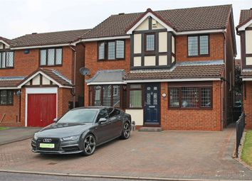 Thumbnail 4 bed detached house for sale in Lindisfarne, Abbotsgate, Glascote, Tamworth, Staffordshire