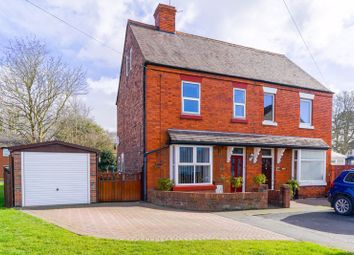 24 Ladycroft, Wellington, Telford TF1. 3 bed semi-detached house for sale