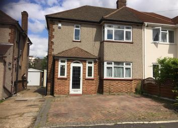Thumbnail 3 bed semi-detached house to rent in Warren Drive, Hornchurch