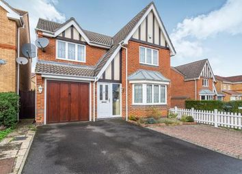 4 bed detached house for sale in Braunstone Drive, Allington, Maidstone, Kent ME16