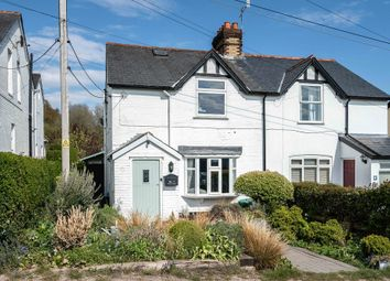 Thumbnail 3 bed semi-detached house for sale in Chalkpit Lane, Betchworth