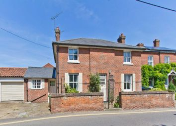 Thumbnail 3 bed detached house for sale in White Cross Road, Swaffham
