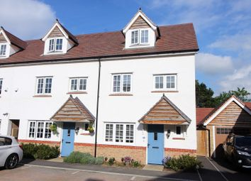Thumbnail 4 bed end terrace house for sale in Conveyor Drive, Halling