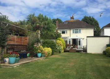 Thumbnail 3 bed semi-detached house for sale in Orchard Way, Bognor Regis, West Sussex