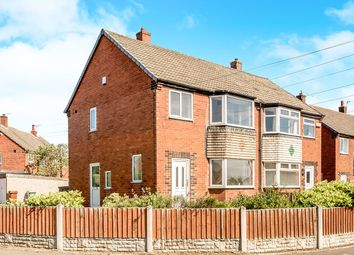 Thumbnail 3 bed semi-detached house for sale in Park Grove, Swillington, Leeds