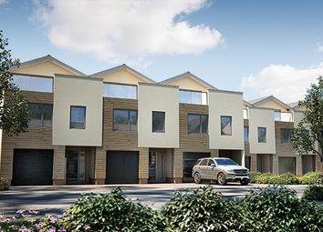 "Thumbnail 3 bedroom terraced house for sale in ""The Gabriel Plot 67"" at St. Peters Quay, Totnes"