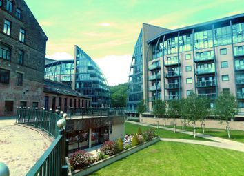 Thumbnail 2 bed flat to rent in Victoria Mills, Salts Mill Road, Shipley