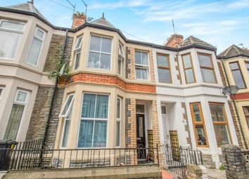 Thumbnail 2 bed terraced house for sale in Arabella Street, Roath, Cardiff